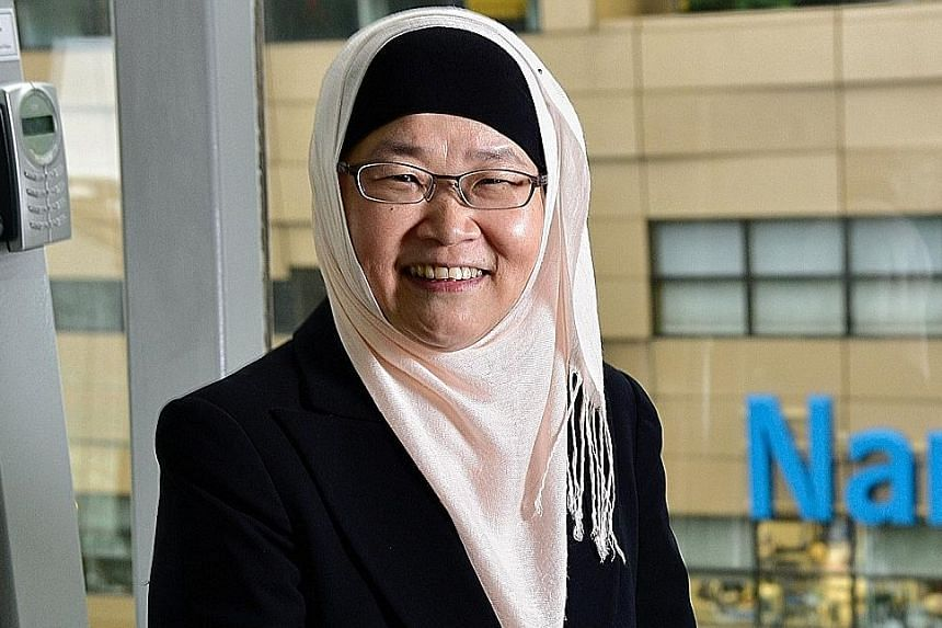 Professor Birgitte Lane will relinquish her post as head of the Institute of Medical Biology, but she will still run the Epithelial Biology Lab in IMB and serve as Skin Research Institute of Singapore's chief scientist. Professor Jackie Ying will giv