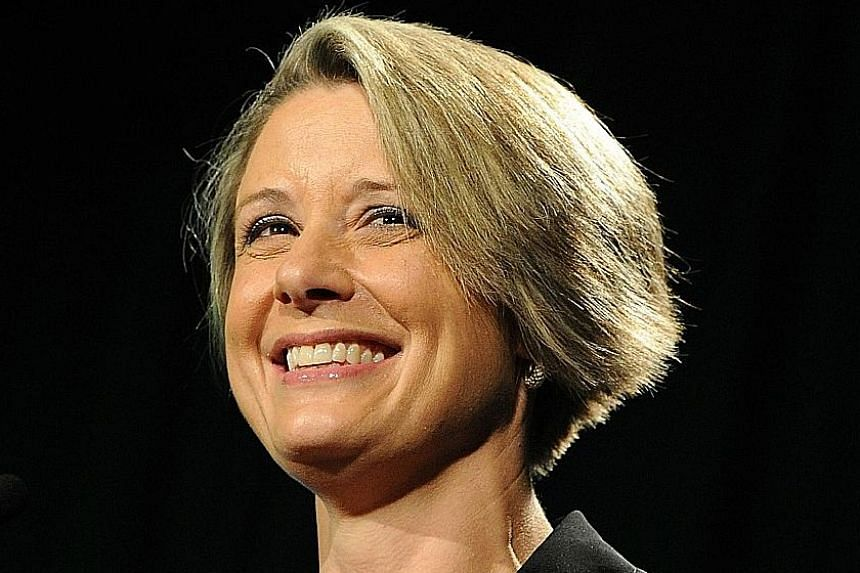 Mr John Alexander of the Liberal Party and Ms Kristina Keneally of Labor are tussling for the Bennelong seat