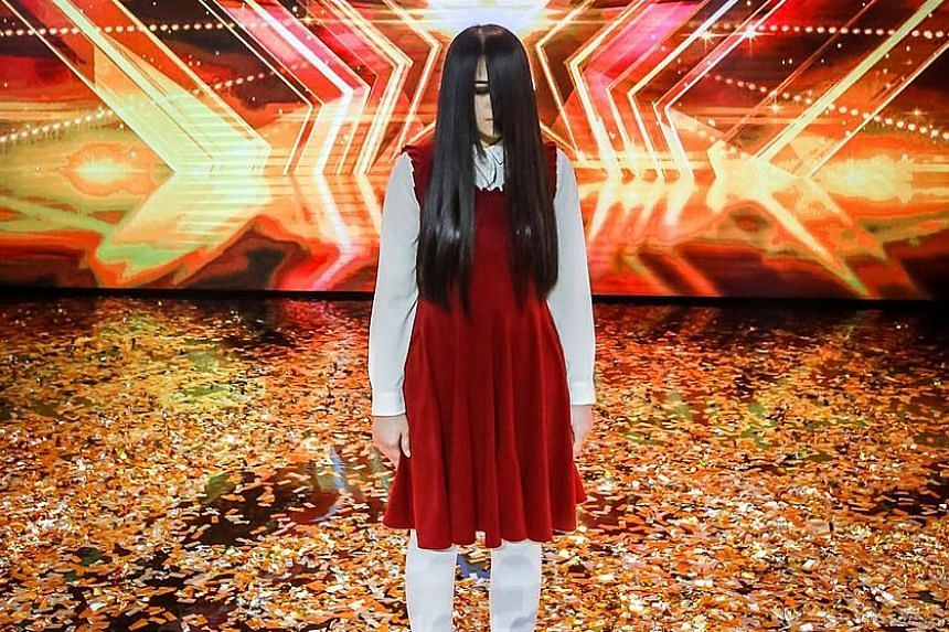 The Sacred Riana is the winner of Season 2 of Asia's Got Talent, a competition based on public votes.