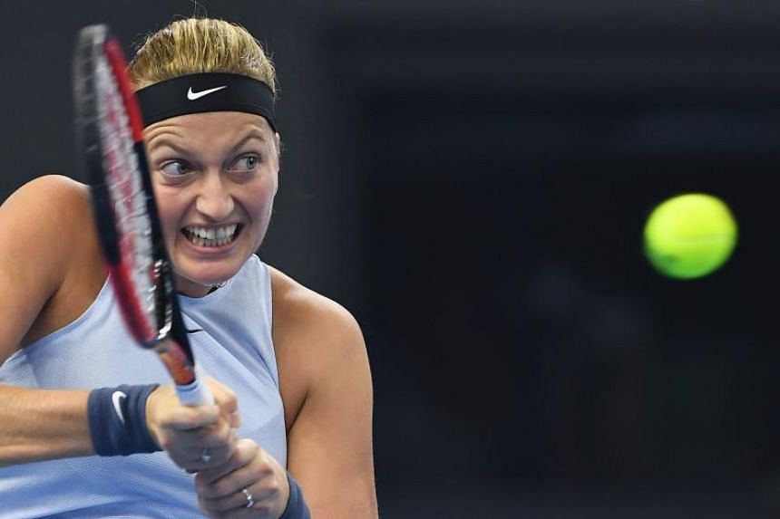 Czech tennis star Petra Kvitova defied expectations in returning to competition, despite suffering serious wounds to her playing left hand as she fought off a knife-wielding intruder at her home in the eastern Czech town of Prostejov in December 2016