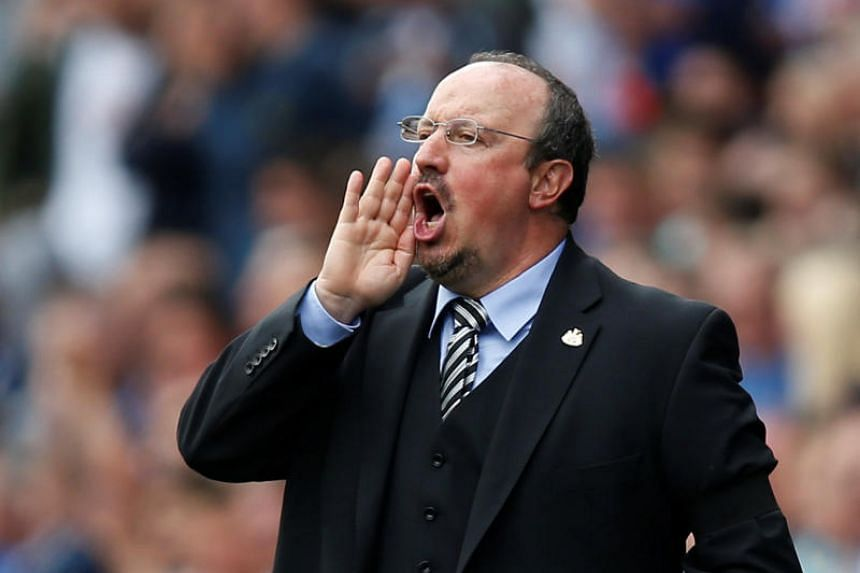 Newcastle manager Rafa Benitez (pictured) said he met Newcastle's managing director Lee Charnley to outline transfer plans for January and he is keen to recruit the right players quickly and re-invigorate his side.