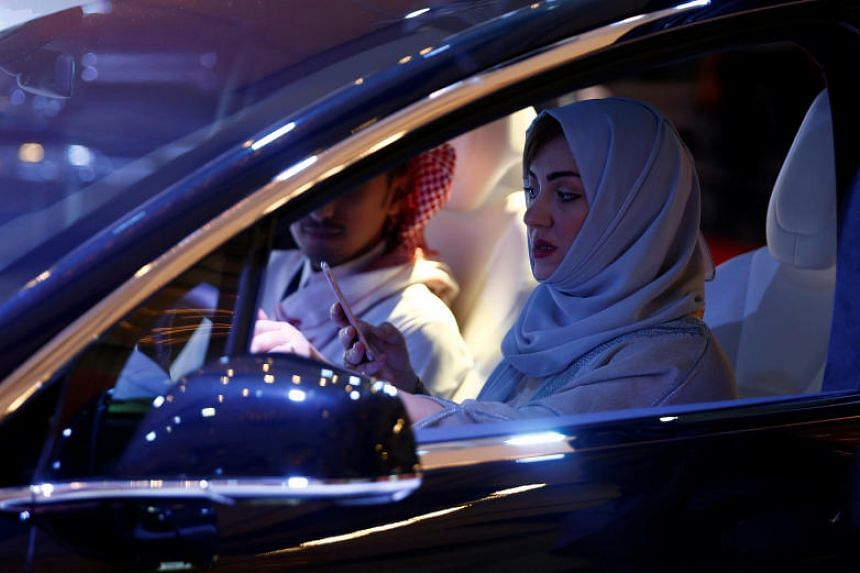 In September, King Salman issued a decree saying women will be able to drive from next June as part of an ambitious reform push in the conservative kingdom.