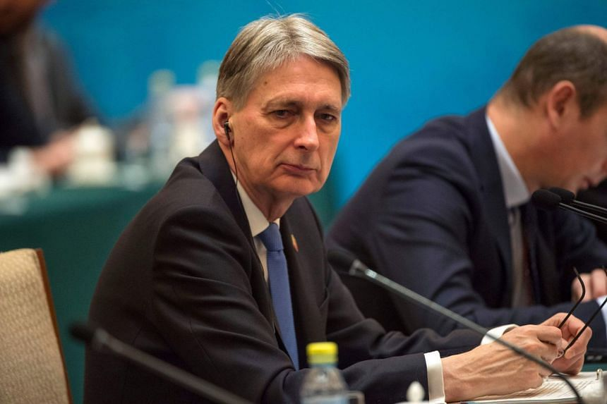 Speaking in Beijing, British finance minister Philip Hammond said it was probably not helpful to think in terms of off-the-shelf models like the Canada-EU deal.