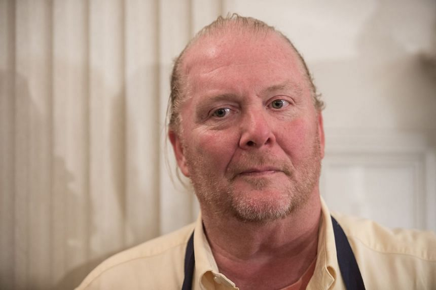 Four women have accused Batali (above, in 2016) of touching them inappropriately.