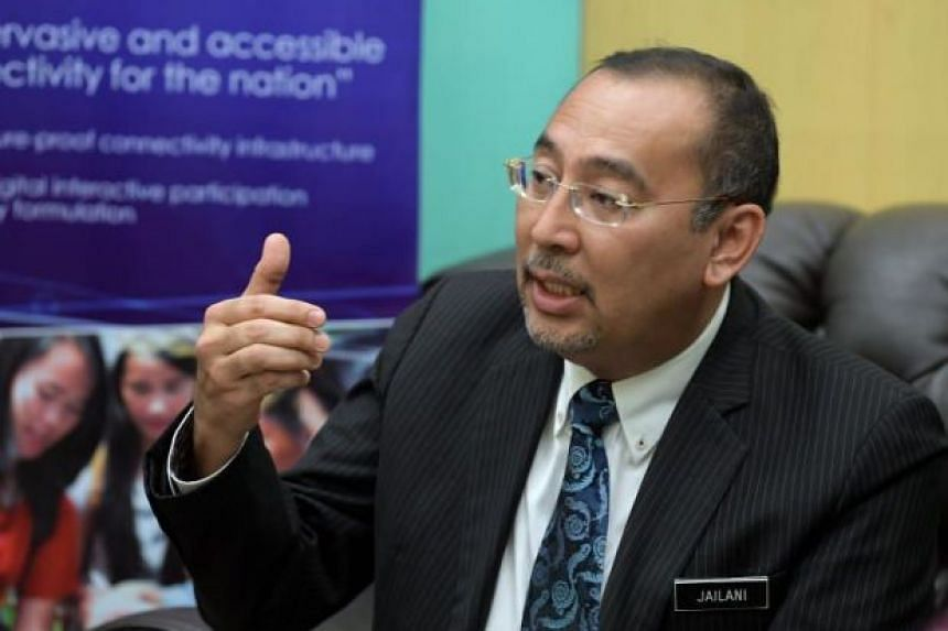 Malaysia's Deputy Minister of Communications and Multimedia Jailani Johari said research showed that of the 24.1 million Malaysians who use the Internet, 80 per cent spend an average of four hours each day on social media.