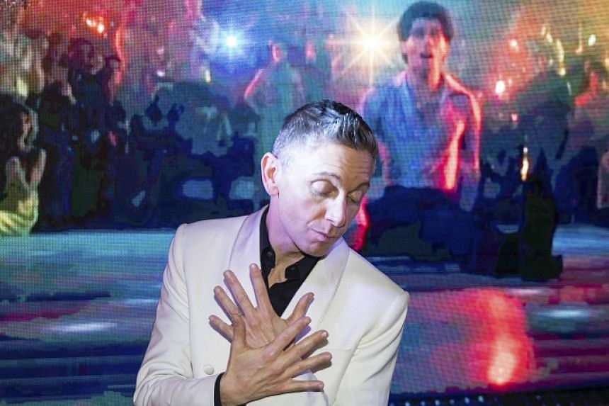 Italian businessman Gianluca Mech hosts a 40th anniversary party for Saturday Night Fever at the site of the original discotheque where the movie was filmed.