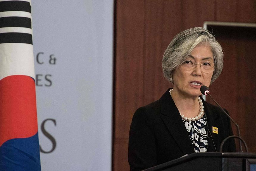 South Korean Foreign Minister Kang Kyung Wha will be meeting her Japanese counterpart Taro Kono in Tokyo during a two-day trip to Japan this week.