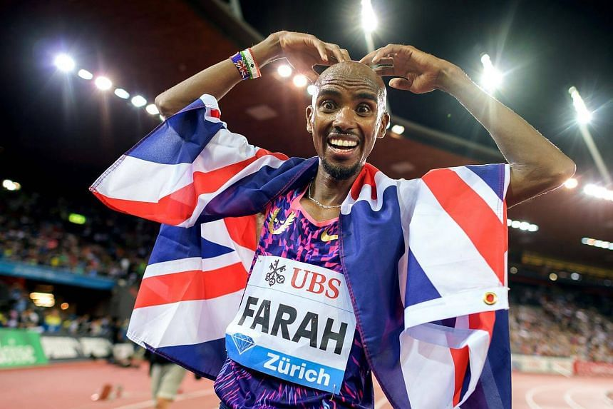 Britain's Olympic and world champion Mo Farah capped his final season as a track athlete by winning the BBC Sports Personality of the Year award.