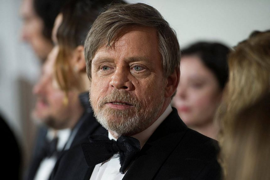 Actor Mark Hamill took a shot at FCC Chairman Ajit Pai, who earlier in the week had filmed a bizarre video while dressed as Santa Claus.