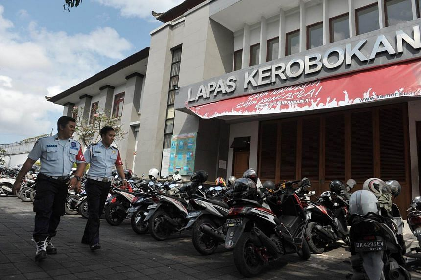 The Kerobokan prison, about 10km from the main tourist beaches in the Kuta area, often holds foreigners facing drug-related charges.