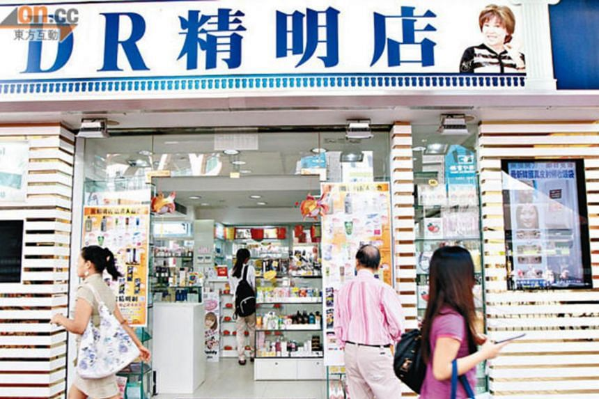 The patient died a week after receiving a blood transfusion at a beauty clinic under Hong Kong's DR Group in 2012.