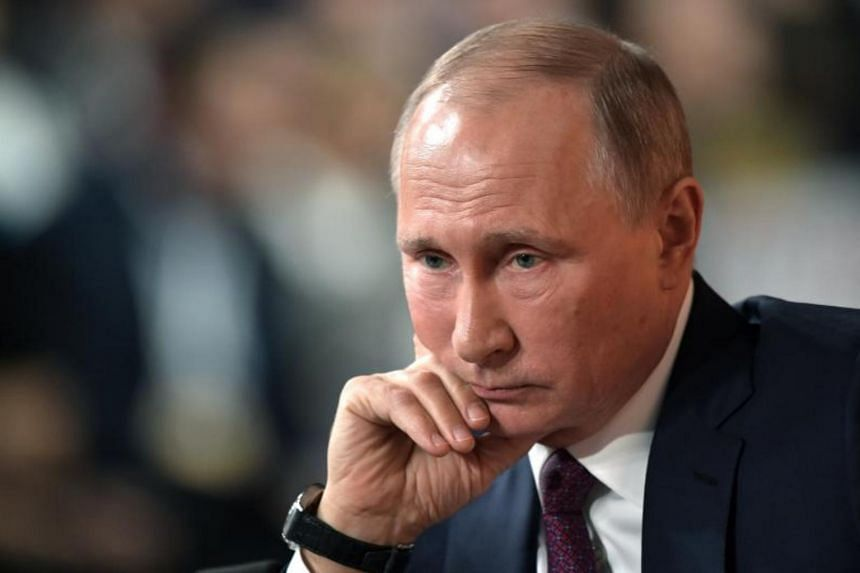 Russian President Vladimir Putin is widely expected to win a fourth term.