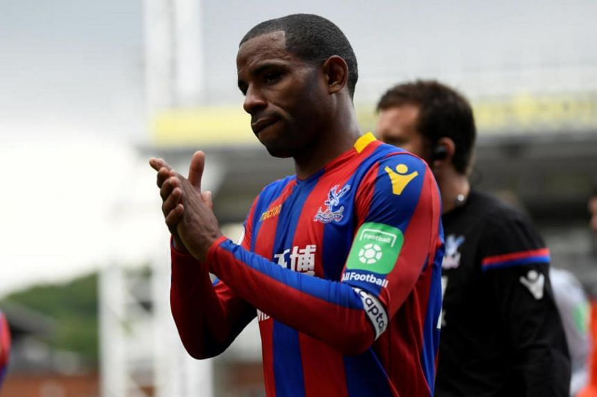 Crystal Palace midfielder Jason Puncheon was arrested on Dec 17, 2017, after a fight erupted near a nightclub in Reigate, a town near London.