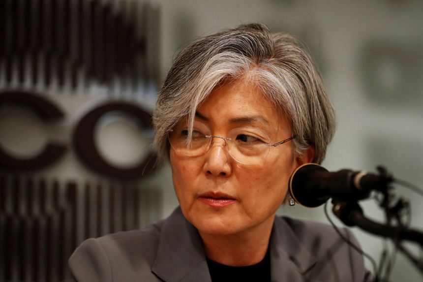 South Korean Foreign Minister Kang Kyung Wha will be in Tokyo on Dec 19 to meet Japanese counterpart Taro Kono.