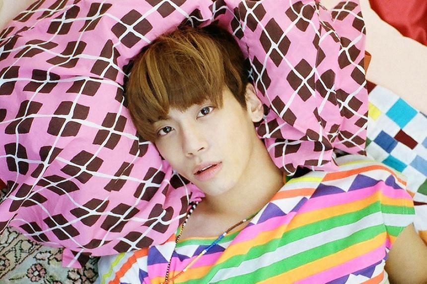 Jonghyun Lead Singer For South Korean Boyband Shinee Dies Reports Entertainment News Top Stories The Straits Times