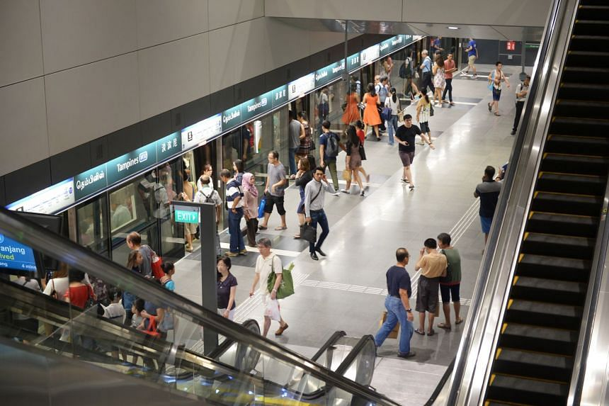 Transport operator SBS Transit said it will be extending train services on the eve of Christmas and New Year.