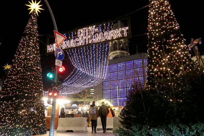 The Christmas market at Breitscheidplatz will be closed all day on Dec 19, as a mark of respect for the victims of the 2016 attack.