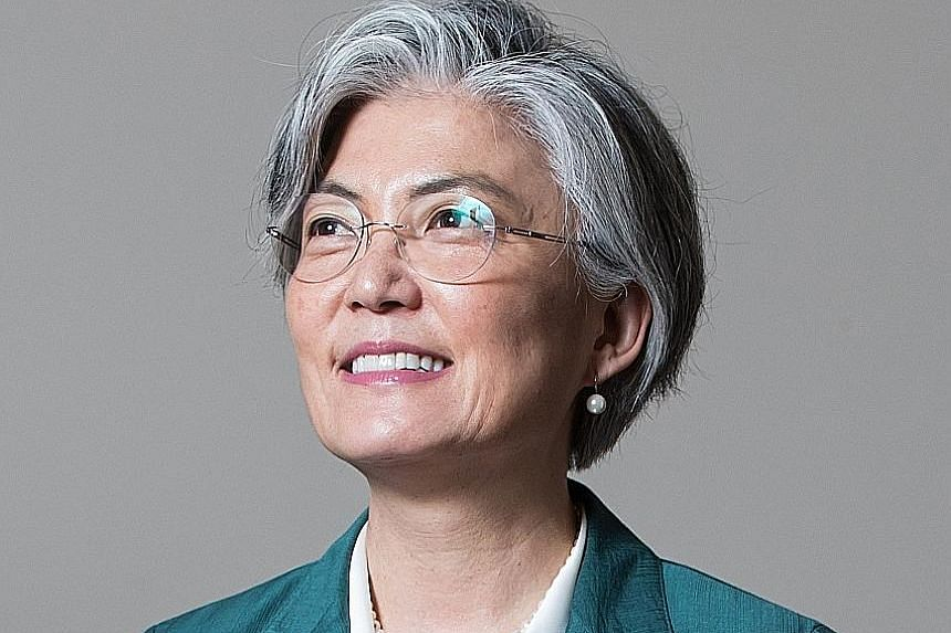 South Korea's Foreign Minister Kang Kyung Wha will arrive in Tokyo today to discuss bilateral relations and security issues with her Japanese counterpart Taro Kono.