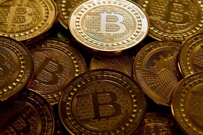 The bitcoin system is set up such that more bitcoins can be unlocked and released into the world - a process known as mining.