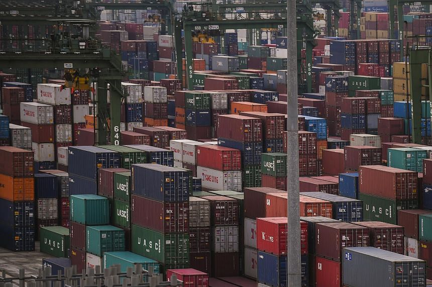 Non-oil domestic exports rose 9.1 per cent last month year on year, down from the revised 20.5 per cent growth in October.