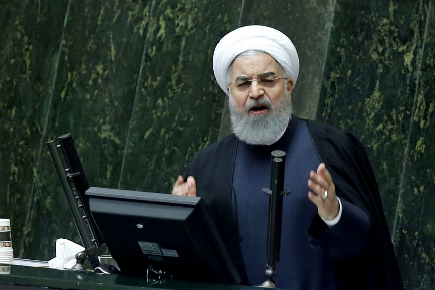 Iranian President Hassan Rouhani said in a speech that those who hoped US President Trump will cause the collapse of the nuclear deal are wrong.