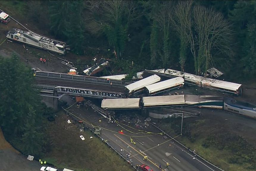 The crash killed at least six passengers, but investigators are still going through the wreckage and could not say for certain how many people have died.