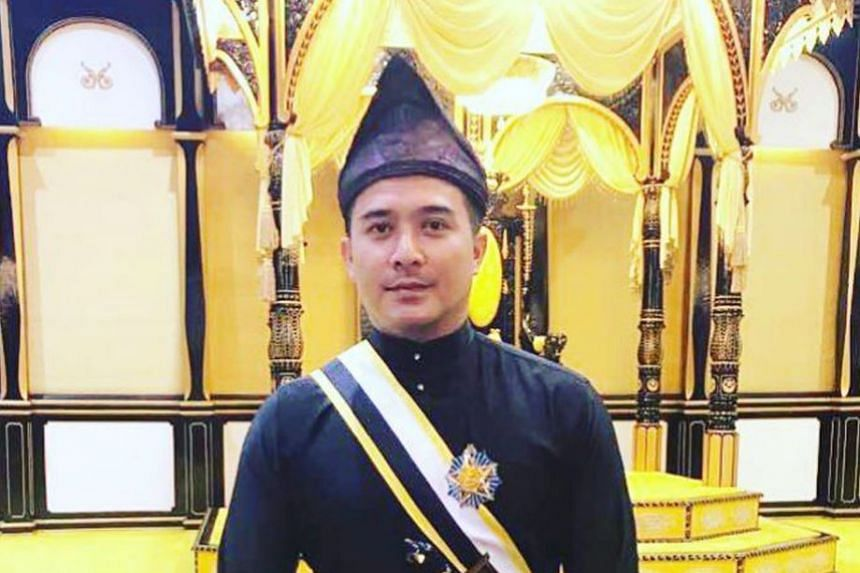 Aaron Aziz, who has been based in Malaysia since 2005, was conferred the honorary title of Datuk by the state of Pahang.