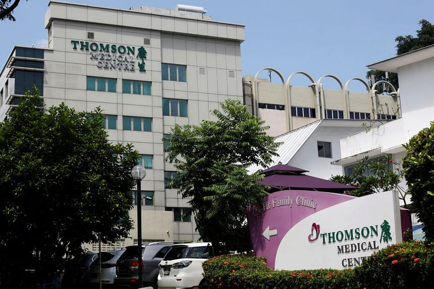 After Mr Peter Lim's asset injection, roughly two-thirds of Rowsley's revenue will come from healthcare, said Thomson Medical executive chairman Roy Quek.
