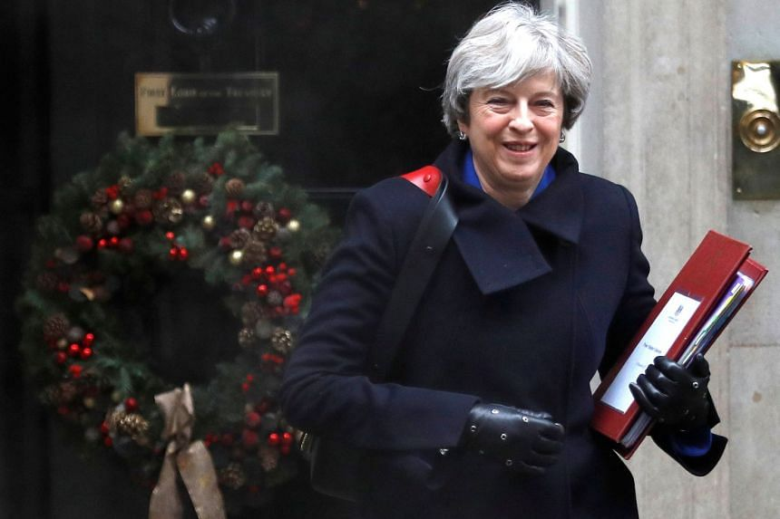 British Prime Minister Theresa May is currently facing a tight timetable to deliver Brexit.