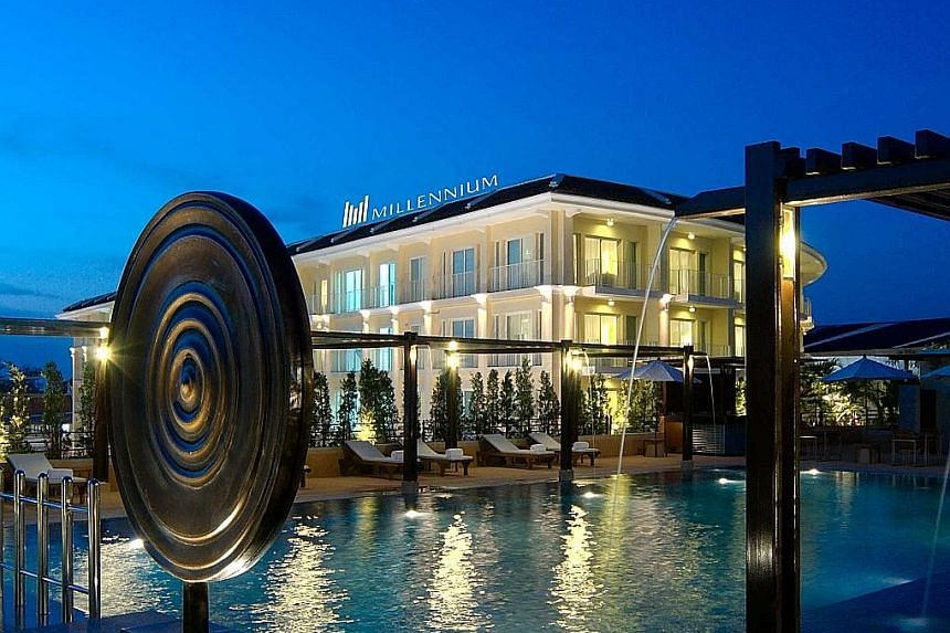 Millennium & Copthorne Hotels is behind 137 hotels around the world, such as Millennium Resort Patong Phuket.