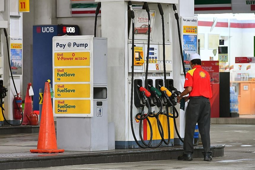 The competition watchdog made the proposal after a second inquiry into the petrol market.