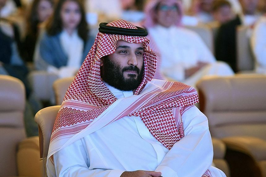 Saudi Crown Prince Mohammed bin Salman is determined to empower women and improve his population's welfare. Israeli security forces and Palestinian protesters confronting each other in Jerusalem's Old City last Friday.
