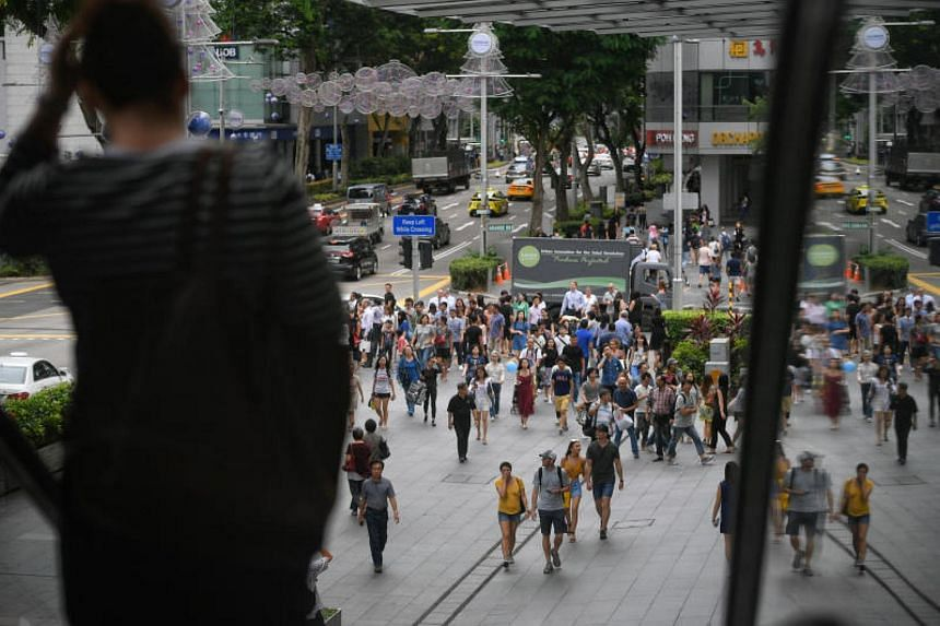 Singapore was the country with the lowest percentage of respondents, at 15 per cent, who said they had a very favourable opinion of Asean, below the average of 38 per cent among Asean respondents.