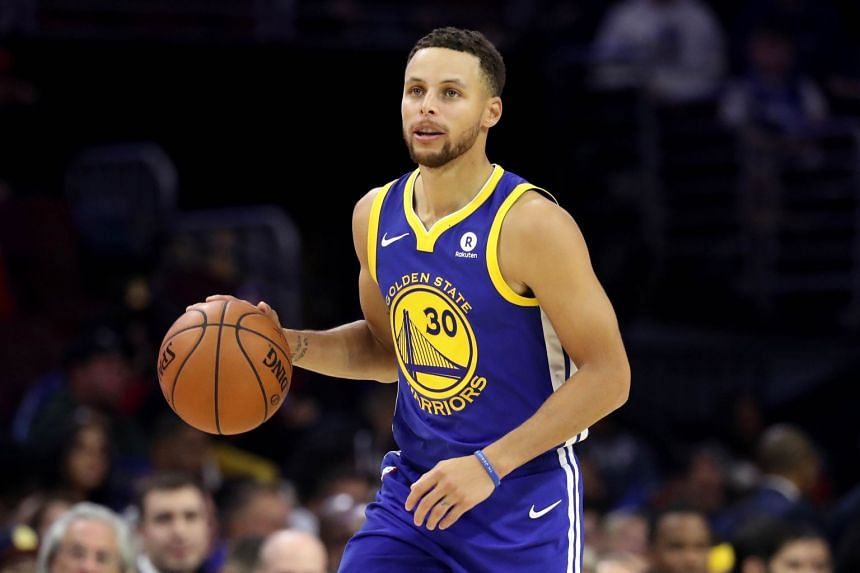 new concept 8e3fb 70673 NBA: Golden State Warriors say Stephen Curry will miss ...