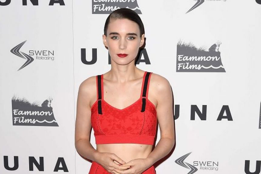 Rooney Mara stars in Don't Worry, He Won't Get Far On Foot by American director Gus van Sant.