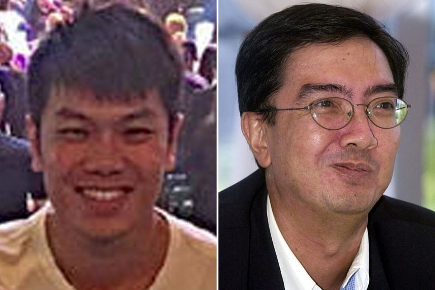 The MAS bans against Yeo Jiawei (left) and Mr Kevin Scully prohibit their involvement with financial advisory firms in Singapore.