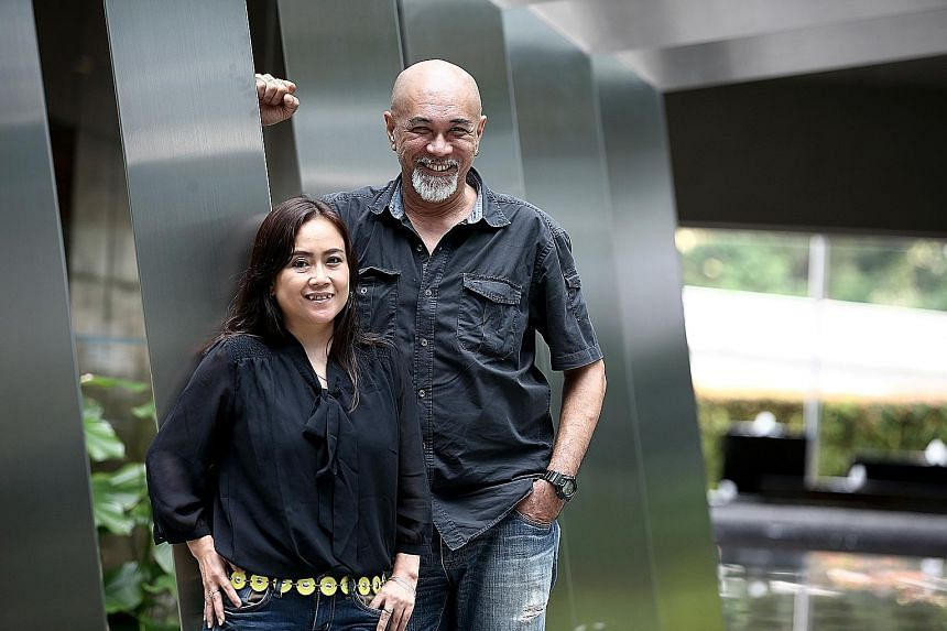 Country musicians Mel Ferdinands and Rani Tofani have played in Singapore, Indonesia, Malaysia and Myanmar.