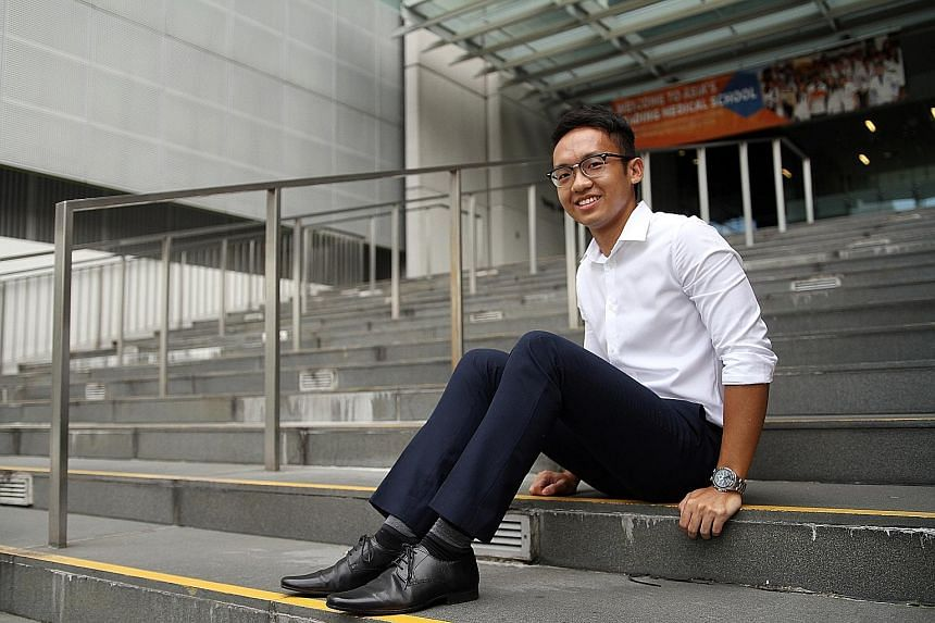 From a PSLE score of 181 to NUS Medicine, Singapore News & Top