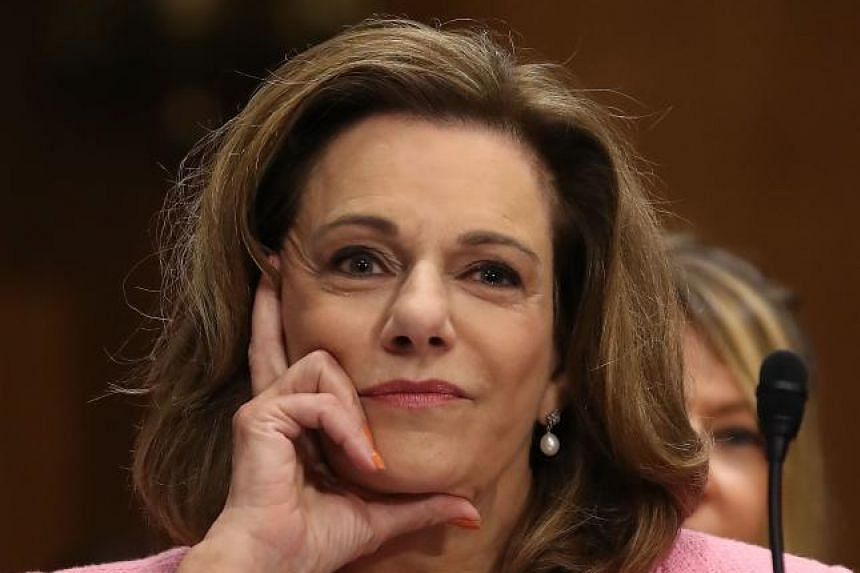 Kathleen Troia McFarland during a Senate Foreign Relations Committee hearing on Capitol Hill, June 20, 2017 in Washington, DC.