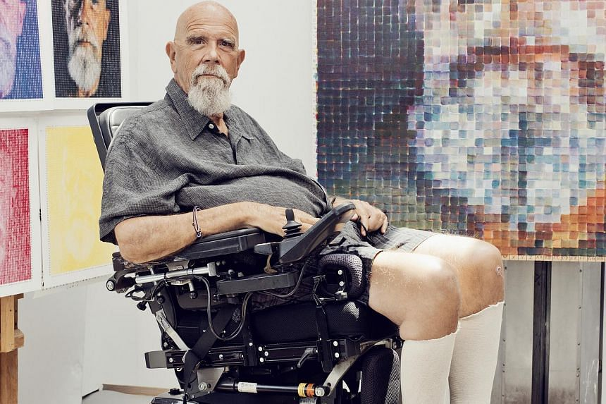Several women complained that the celebrated artist Chuck Close asked them to pose naked and made inappropriate sexual comments.