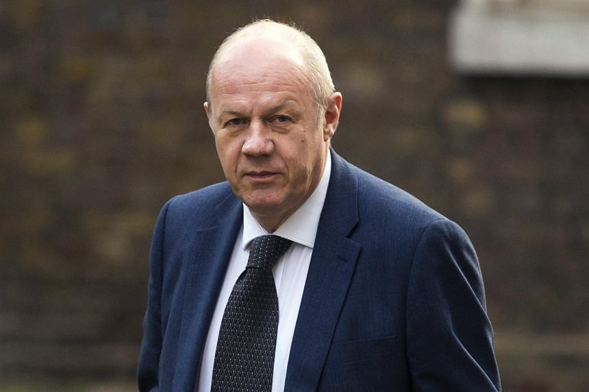 Damian Green is the third member of British Prime Minister Theresa May's cabinet to leave office since the start of November.