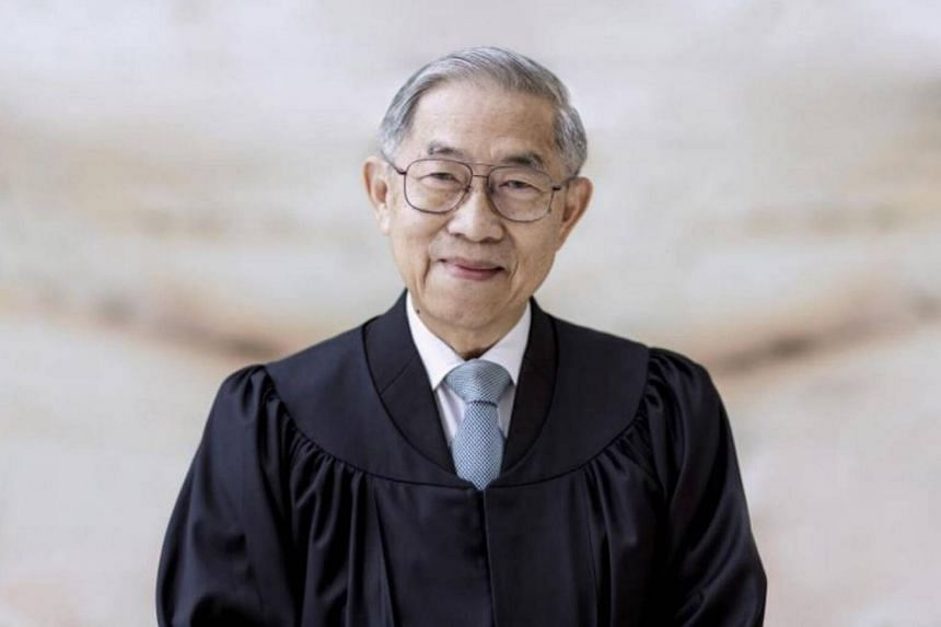 Justice Chao Hick Tin, as senior judge, will be sitting in the Court of Appeal.