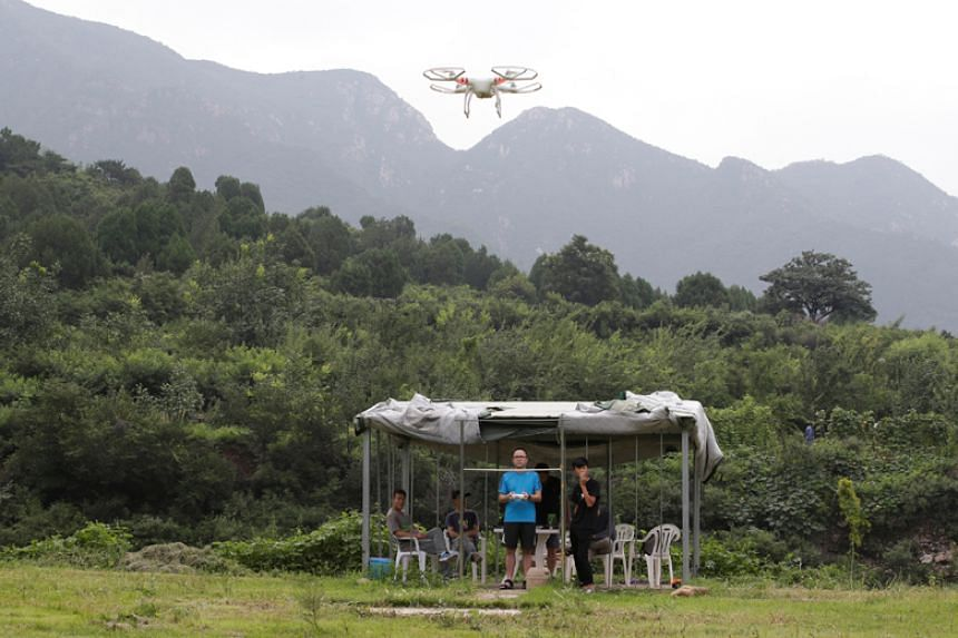 China, the world's largest manufacturer of consumer drones but which also has tight restrictions over its airspace, has been trying to regulate the industry without strangling its rapid growth.