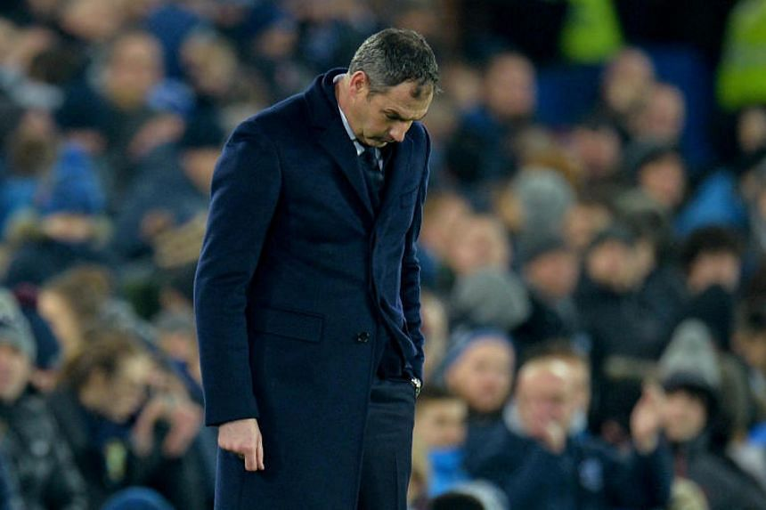 Swansea City ended manager Paul Clement's one-year tenure on Dec 20, 2017, making him the sixth Premier League manager to be sacked this season.