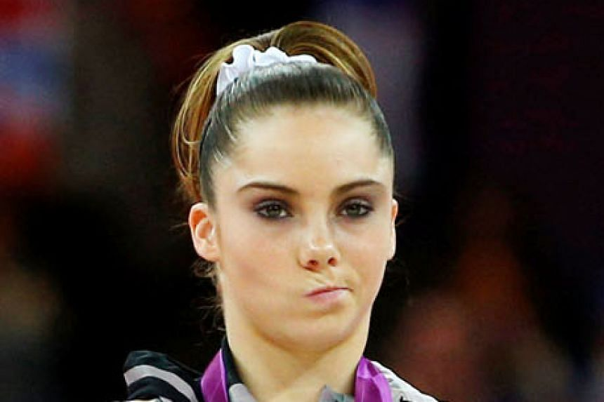 McKayla Maroney was under the care of disgraced doctor Larry Nassar at the 2012 Olympics in London.