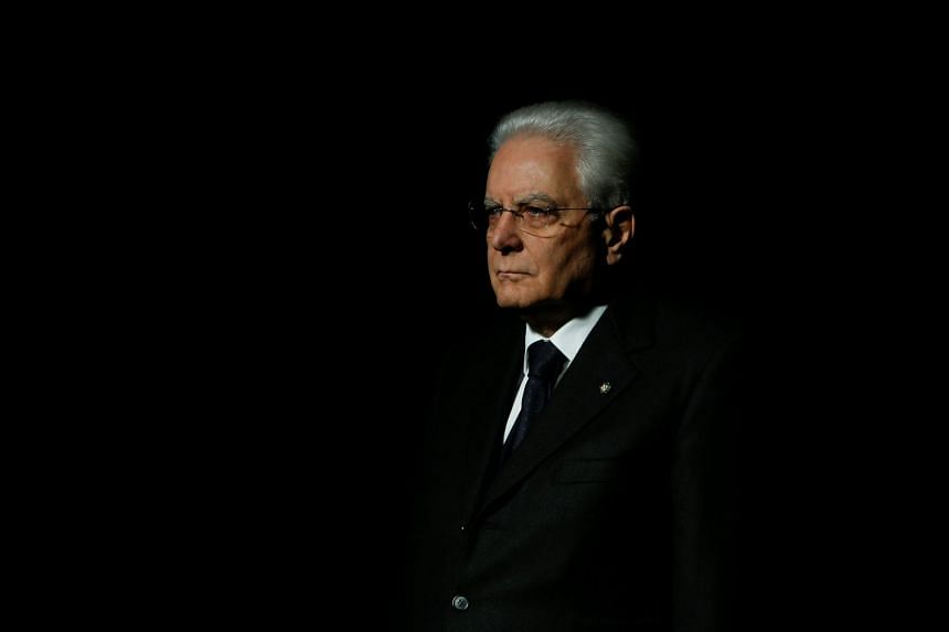 Italian President Sergio Mattarella is expected to dissolve parliament before the end of the year.