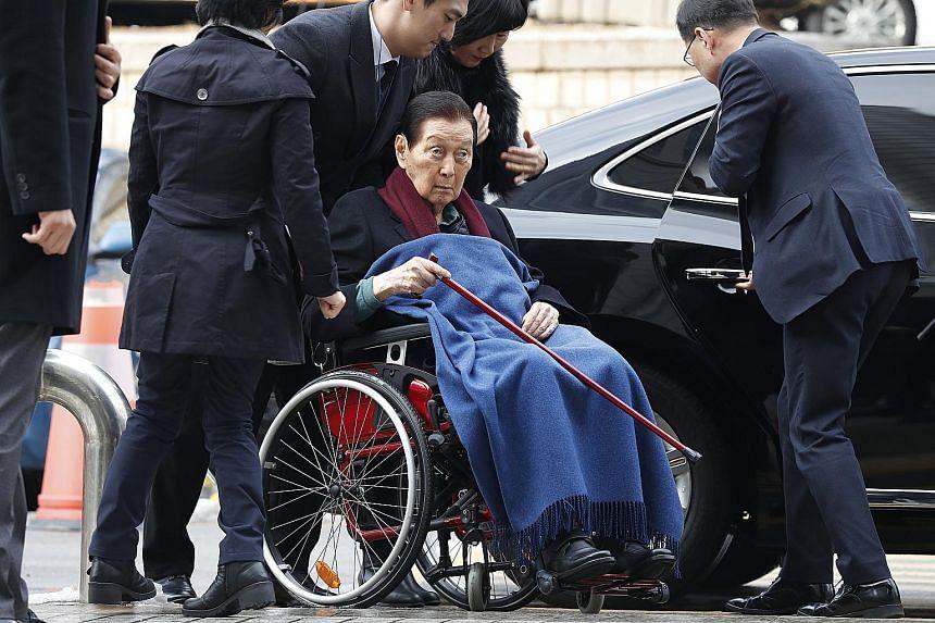 Shin Kyuk Ho, 95