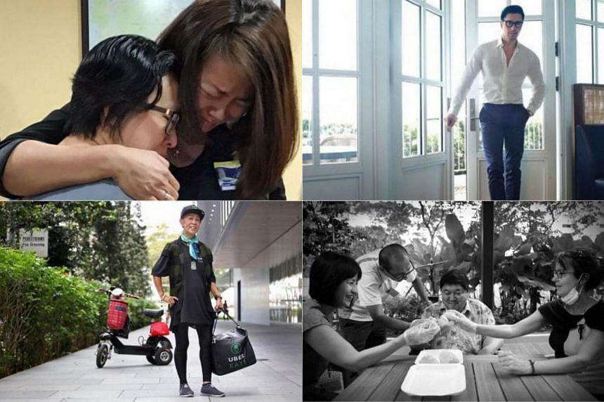 The year 2017 has seen its share of inspirational and heartwarming stories that have touched The Straits Times readers.