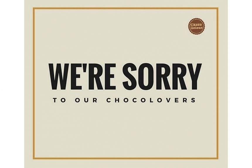 Bakery Chocolicious Indonesia has attracted controversy for refusing to write a Christmas greeting on a customer's cake.