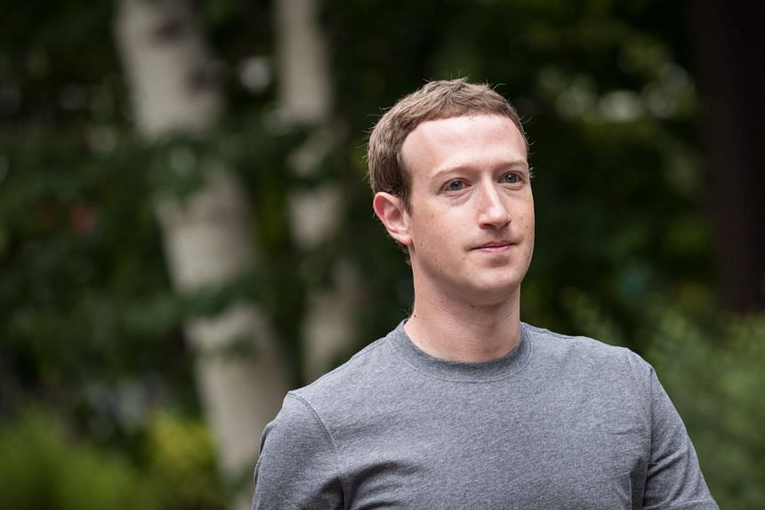 """Facebook CEO Mark Zuckerberg has been named """"Misinformer of the Year"""" by Media Matters for America."""